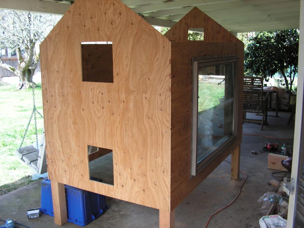 Hen House - Side Walls