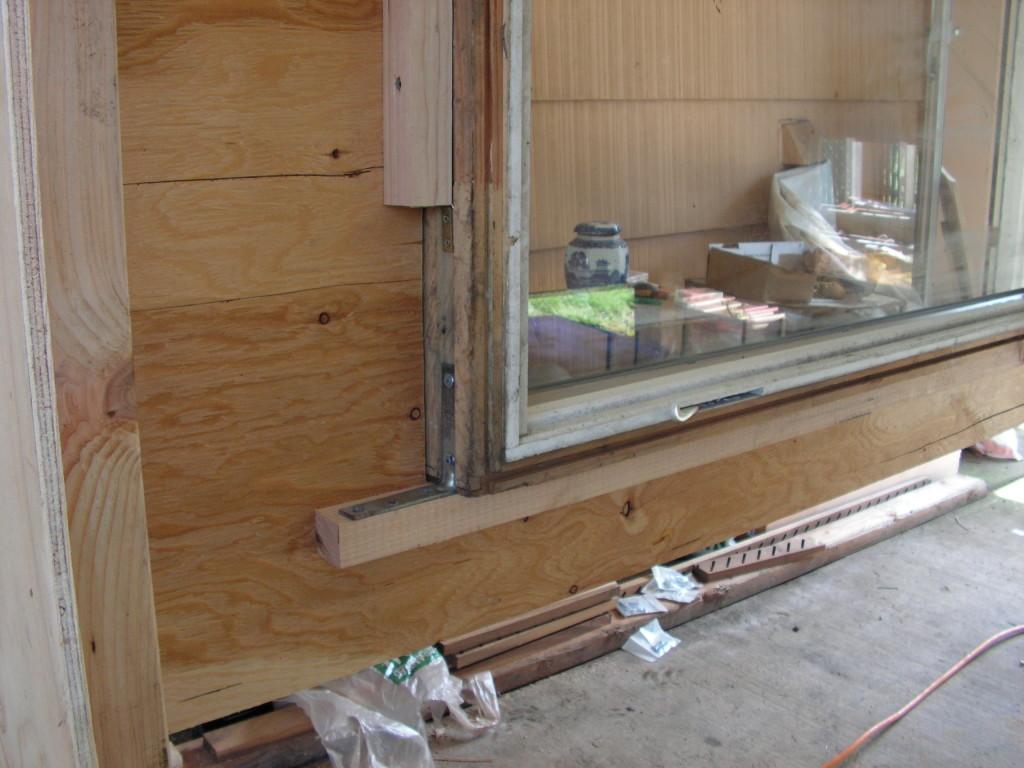 Hen House - Framed Window