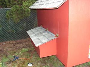 Chicken House Nesting Box
